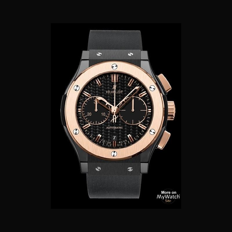 hublot classic fusion chronographe classic fusion 521co