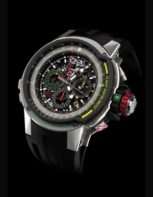 RM 39-01 Automatique Chronographe Flyback Aviation E6-B