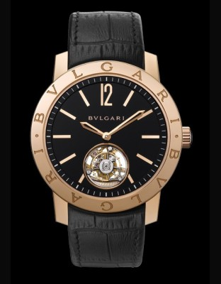 Bulgari Bulgari Tourbillon
