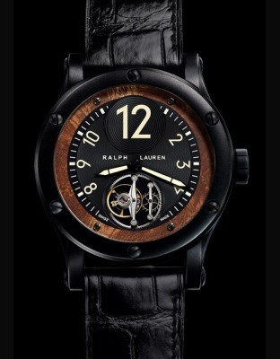 Sporting Automotive Flying Tourbillon