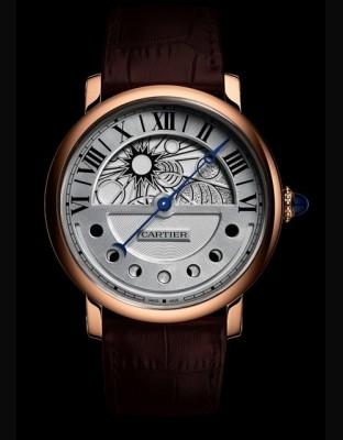 Rotonde de Cartier Jour et Nuit