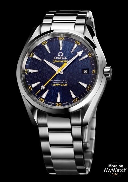 Montres Omega Seamaster Aqua Terra