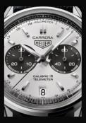 CARRERA Calibre 18 Chronographe