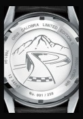 Oris Calobra Chronograph Limited Edition II