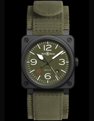 BR03-92 CERAMIC MILITARY TYPE