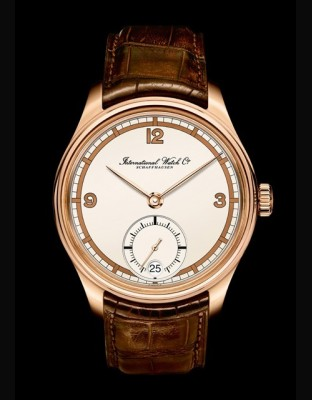 Portugaise Remontage Manuel Huit Jours Edition '75th Anniversary'