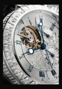 Marine Tourbillon Chronographe Haute Joaillerie