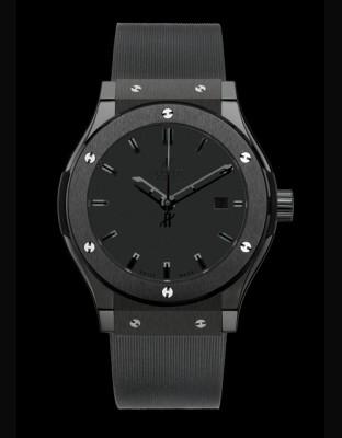 Classic Fusion All Black