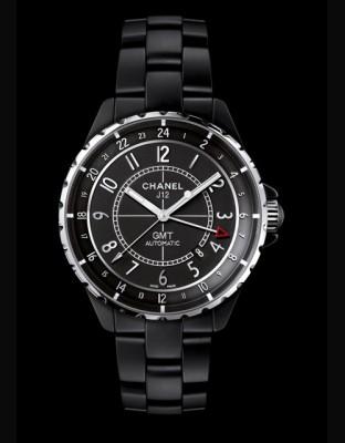 J12 GMT Noire Mate