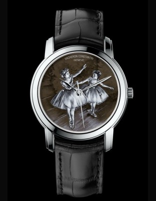 Hommage à l'Art de la Danse - Deux danseuses sur scène