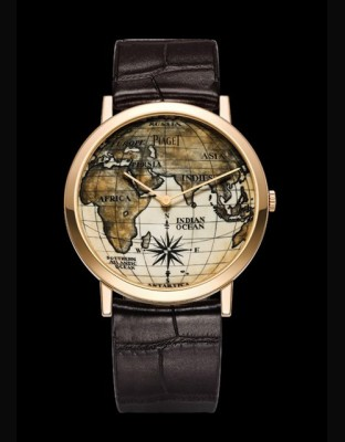 Altiplano Scrimshaw 38 mm