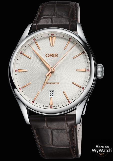 Oris Artelier Chronometer