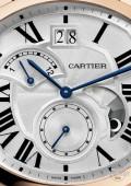 Drive de Cartier Second Fuseau Jour/Nuit