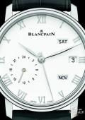 Villeret Quantième Annuel GMT