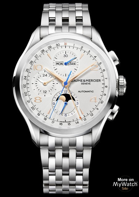 Clifton Chronographe Calendrier Complet