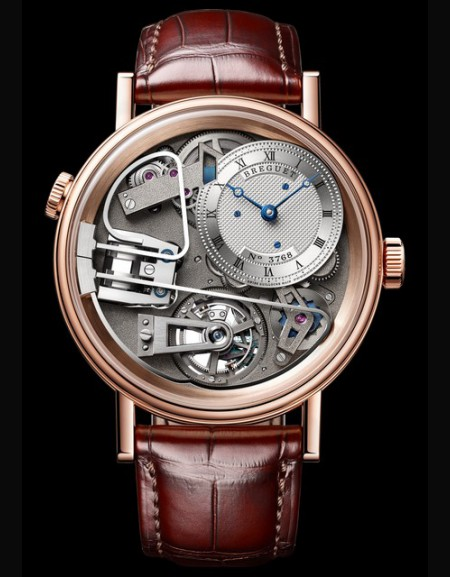 Tradition Répétition Minutes Tourbillon 7087