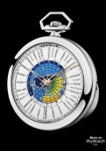 4810 Orbis Terrarum Pocket Watch 110 Years Edition