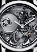 Rotonde de Cartier Répétition Minutes Double Tourbillon Mystérieux