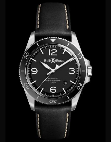 BR V2-92 Black Steel