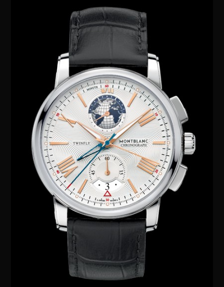 4810 TwinFly Chronograph 110 Years Edition