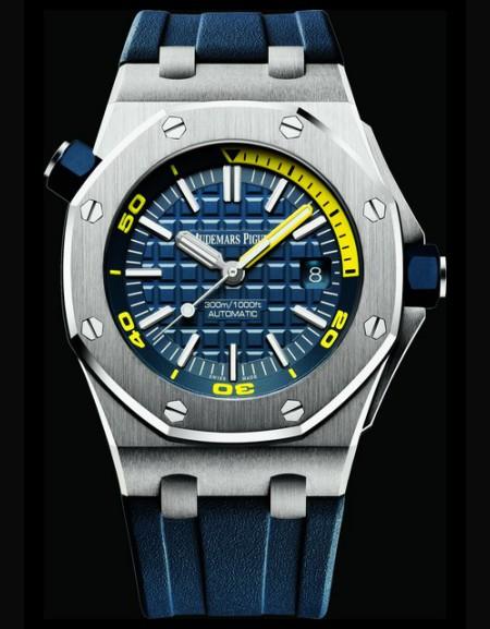 Montre audemars piguet toutes les montres audemars piguet homme mywatchsite for Royal oak offshore n7243