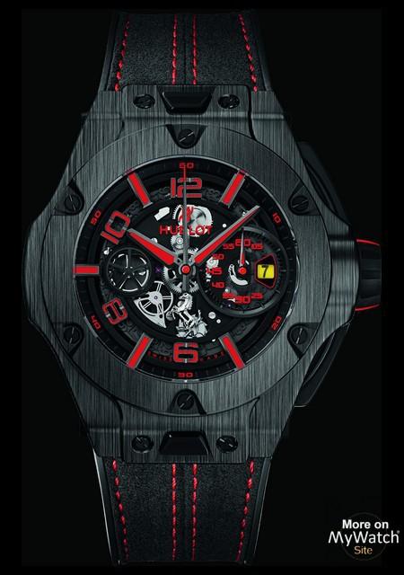 Big Bang Ferrari