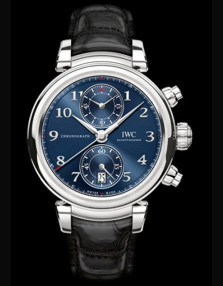 Da Vinci Chronographe Edition « Laureus Sport for Good Foundation »