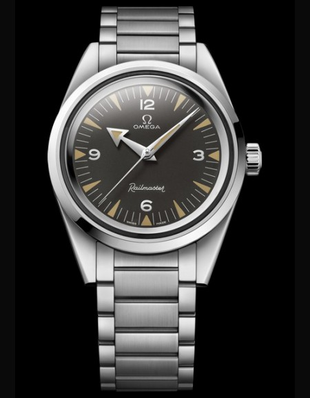 Railmaster Master Chronometer 38mm