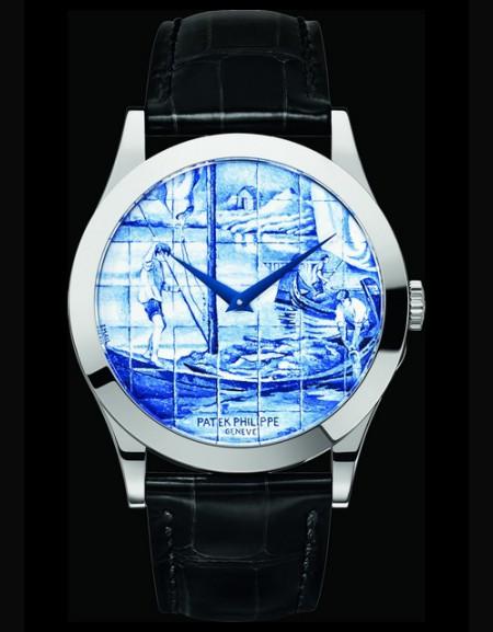 Patek Philippe Calatrava « Azulejos »