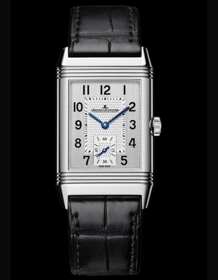 Reverso Classic Medium Duoface Small Second