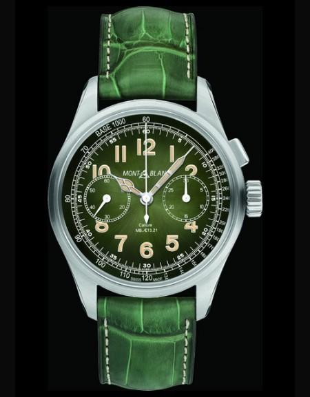 1858 Monopusher Chronograph Limited Edition 100