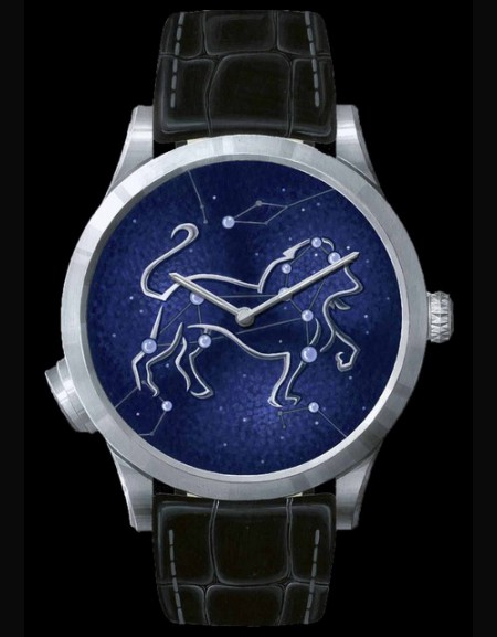 Midnight Zodiac Lumineux Lion