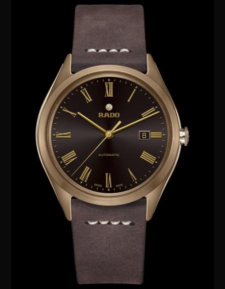HyperChrome Ultra Light bracelet cuir (montre unisexe)