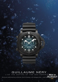 Submersible Chrono Guillaume Néry