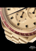 Omega Speedmaster Apollo 11 50e Anniversaire Or Moonshine Edition Limitée