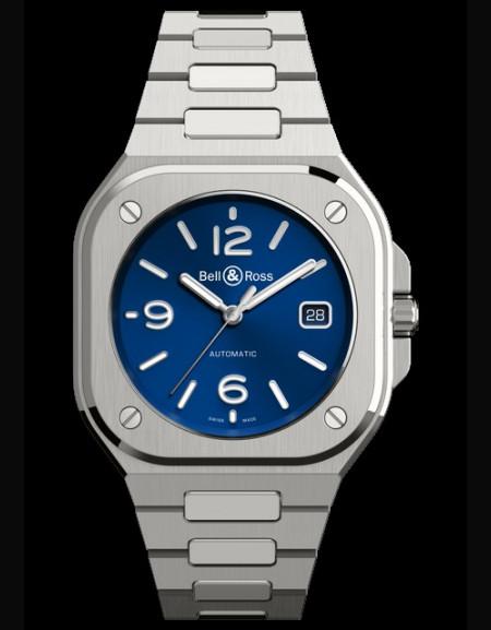 BR05 Blue Steel
