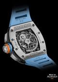 RM 11-05 Automatique Chronographe Flyback GMT