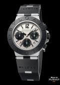 Bvlgari Aluminium Chronographe
