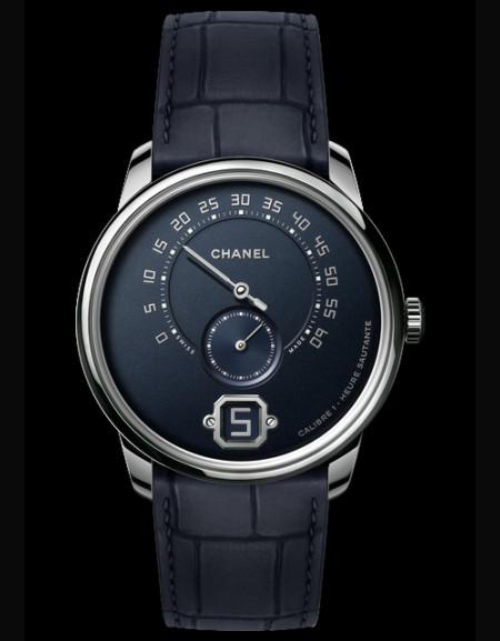 Monsieur de Chanel édition Bleu