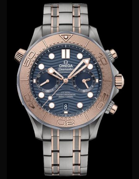 Seamaster Diver 300 M Chronographe