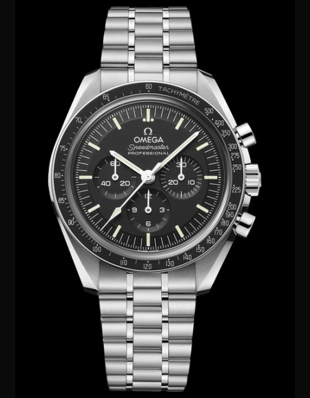 Speedmaster Moonwatch Master Chronometer Professional Chronographe