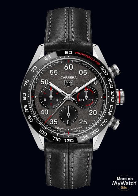Chronographe TAG Heuer Carrera Porsche