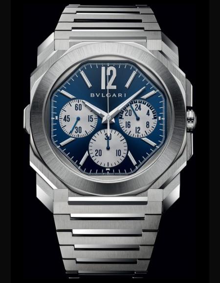 Octo Finissimo S Chronographe GMT