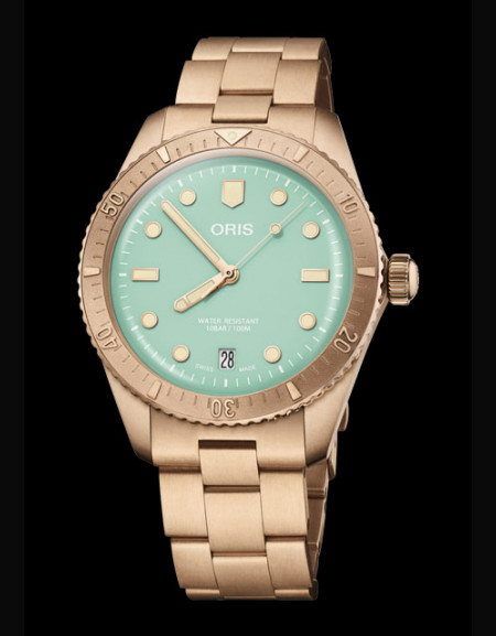 """Divers Sixty-Five """"Cotton Candy"""""""