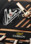 Tambour Curve GMT Tourbillon Volant