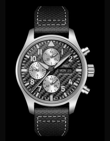 Montre d'Aviateur Chronographe Edition AMG