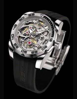Pershing Tourbillon 005 Skeleton