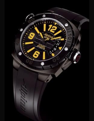Extreme Diver 1000M 'Yellowtail'