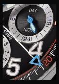 Chronographe à Poussoirs Inversés 'Monte-Carlo 1983'