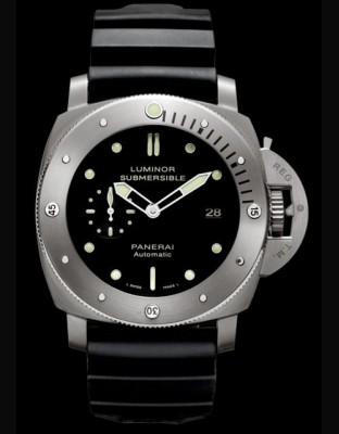 Luminor Submersible 1950 3 Days Automatic